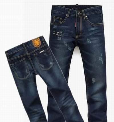 jean homme taille basse jeans dsquared yarik dsquared. Black Bedroom Furniture Sets. Home Design Ideas